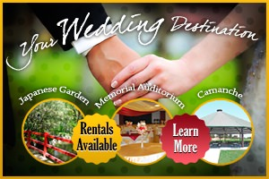 Your Wedding Destination - Rentals Available - Learn More